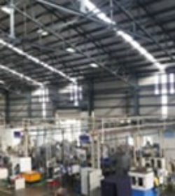 Manufacturing Line Automation