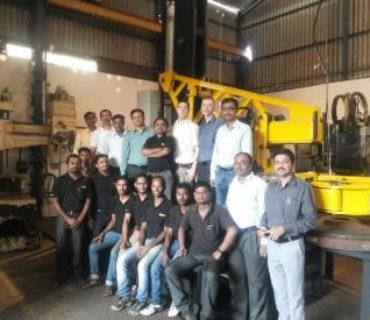 BONATRANS CZ + INDIA Team Visit
