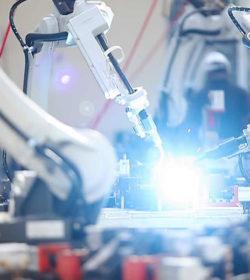 Robotic Arc Welding Automation