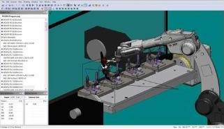 robotic-simulation