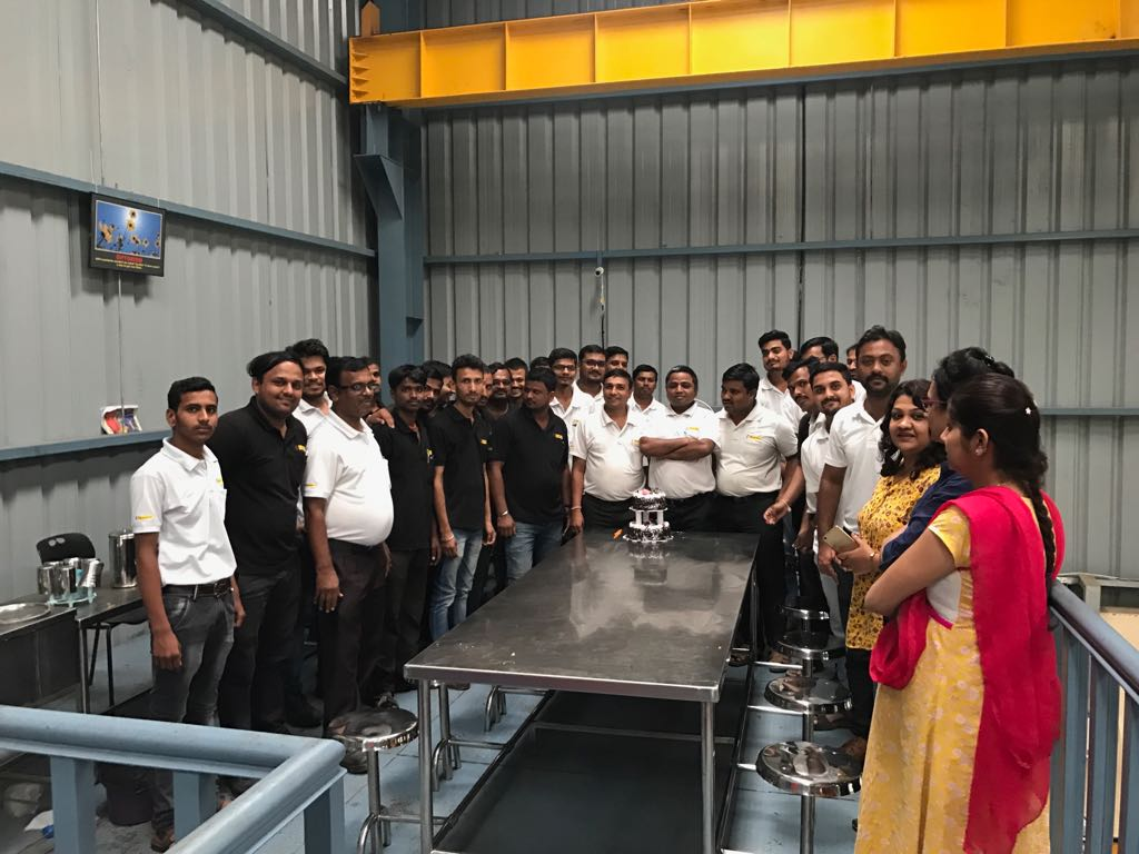 B'day Celebration of Vinod