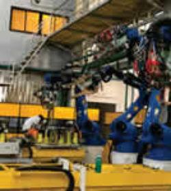 Robotic Spot Welding